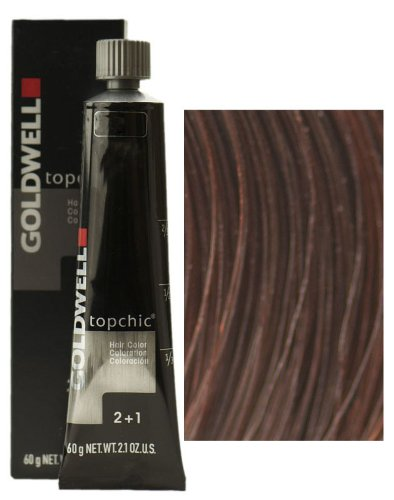 Goldwell Topchic Hair Color Coloration (Tube) 6KG Dark Co...