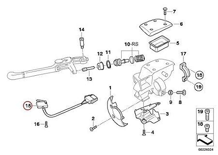 Amazon Com Bmw Genuine Motorcycle Clutch Switch R1100s R1200c