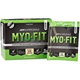 MYO-FIT Meal Replacement | Whey Protein Shake Powder | Great for Weight Loss & Lean Muscle Building | Keto Friendly | All Natural | W/Prebiotics & Dietary Fiber | 26g Protein (Creamy Vanilla)