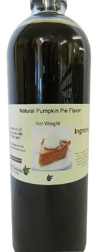 Natural Pumpkin Pie Flavor - 32 oz by OliveNation]()