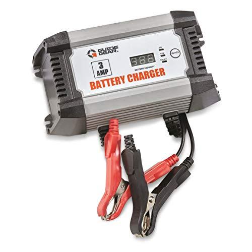 Guide Gear 3A 6V/12V Smart Battery - 12v Starter Gear