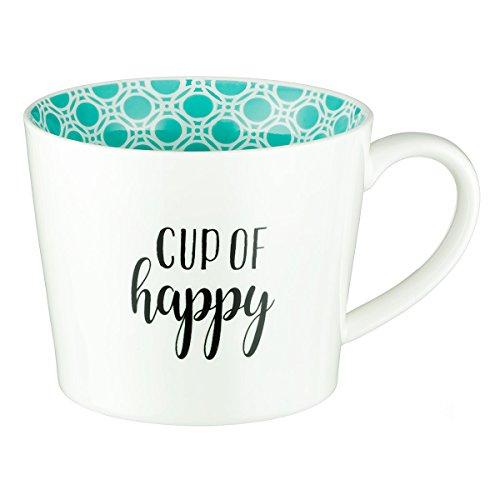 Happy Mug - Cup of Happy Psalm 35:9 Coffee Mug