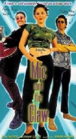 Mic and the Claw (Mic Vhs)