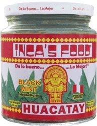 Inca's Food Huacatay - Black Mint Paste - 7.5 Oz.