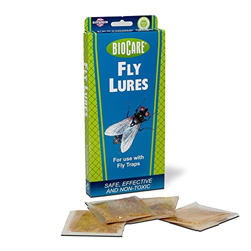 (BioCare S1516 4Pk Fly Lures Refill)