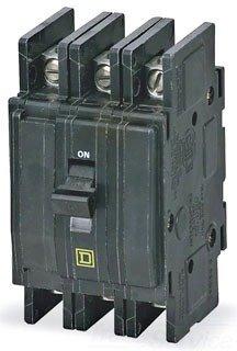 SQUARE D QOU330 MINIATURE CIRCUIT BREAKER 240V/30A/3-POLE