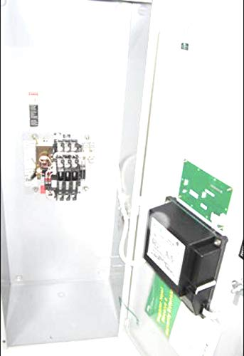 ASCO Automatic Transfer Switch 3-Pole 480VAC (Asco Transfer Switch Automatic)