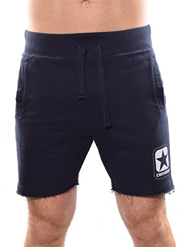 Blu corto Pantalone uomo Converse blu IXAxI7