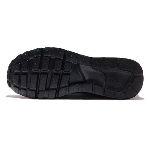 Nike Kvinnor Air Max 1 Ultra Flyknit Löpande Tränare Mörk Obsidian / Vit-racer Blå