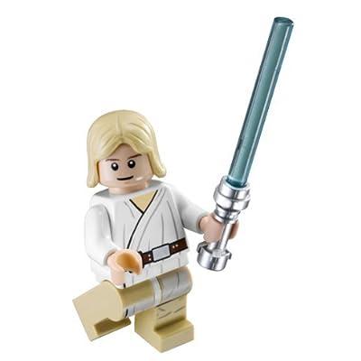 LEGO (LEGO) Star Wars Luke of Land Speeder 8092: Home & Kitchen