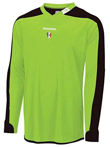 Goalie Jerseys Adidas - Diadora Enzo Goalkeeper Jersey Shirt, Seattle Green, Medium