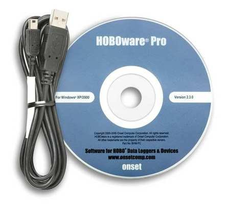 HOBOware Pro Data Logger CD by HOBO