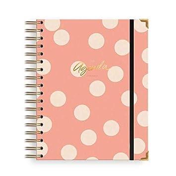 Charuca AG44 - Agenda, color rosa: Amazon.es: Oficina y ...