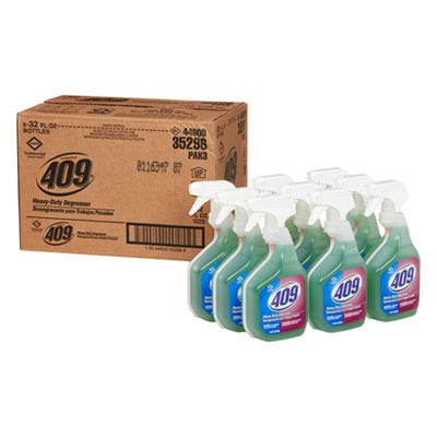 Formula 409 32-Oz. Heavy Duty Degreaser/Disinfectant (Case of 9)