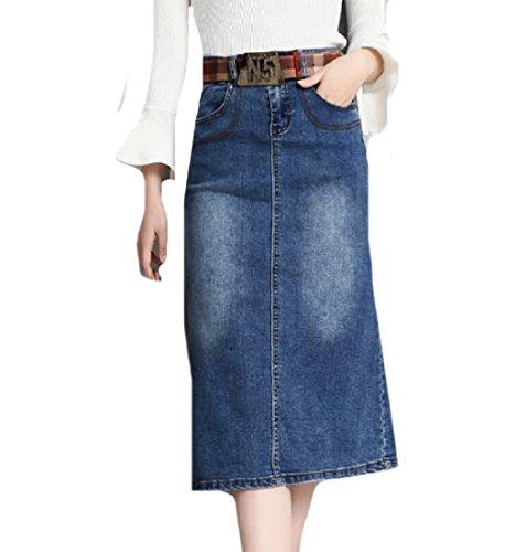 Slant Pockets Jeans - 6