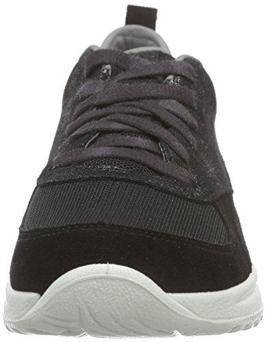 Legero Marina - Zapatillas Mujer Negro - Schwarz (SCHWARZ 00)