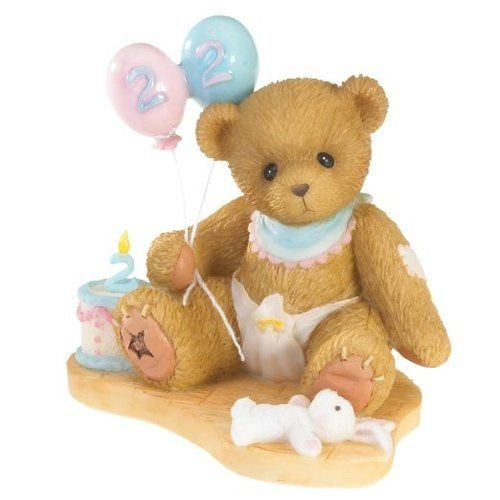 Cherished Teddies Age 2 Happy Birthday Two You Through the Years Series 4020573 - NEW!