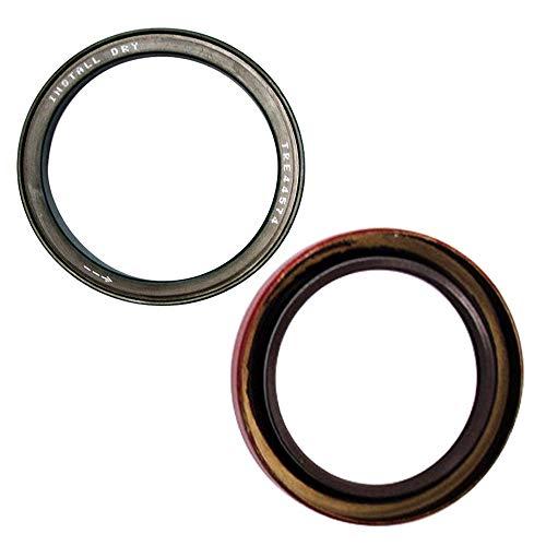 RE44574 AT21608 Front & Rear Crankshaft Seals for John Deere 300B 350 350B 401
