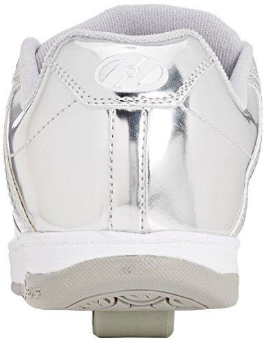 Heelys Krom 2015 Sko Sølv Sølv Split Chrom dq88nAYB