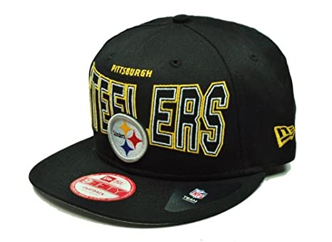 Image Unavailable. Image not available for. Color  New Era Outter Snapback  Nfl Pittsburgh Steelers Hat Cap Size ... fd6715a47