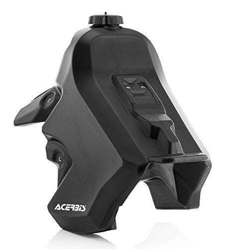 Acerbis Tanks Fuel - 00-19 SUZUKI DRZ400S: Acerbis Gas Tank (3.7 Gallons) (Black)