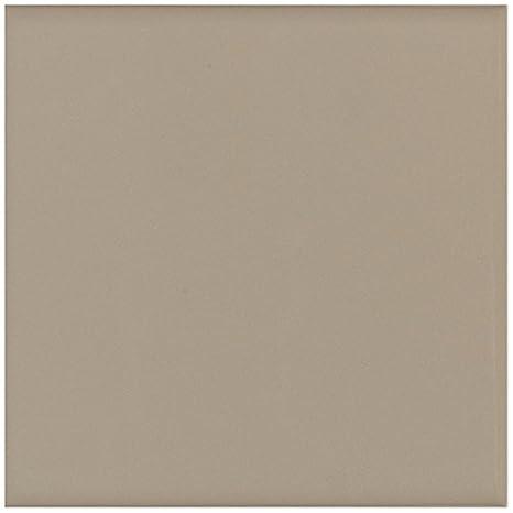 0.5 x 8.5 American Olean Tile 0411//28ELPS Urban Canvas Matte Mushroom Tile