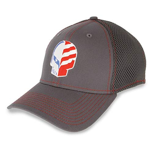Corvette Racing American Made Jake New Era Stretch-Fit Hat/Cap - Embroidered : C7 Stingray (L/XL: 7-3/8-7 3/4)
