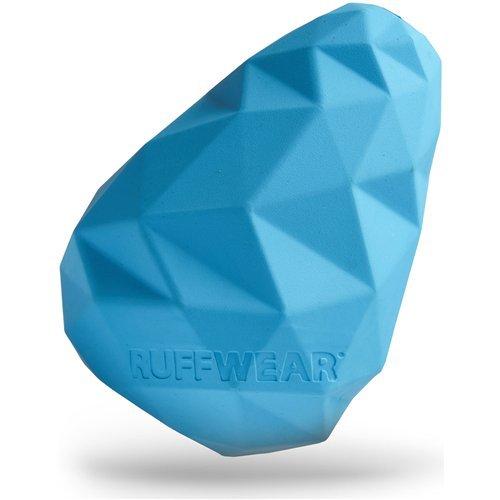 RUFFFWEAR Ruffwear - Gnawt-a-Cone Durable Dog Toy, Metolius Blue - Faceted Bottle