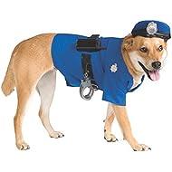 Rubie's Police Dog Pet Costume, X-Large