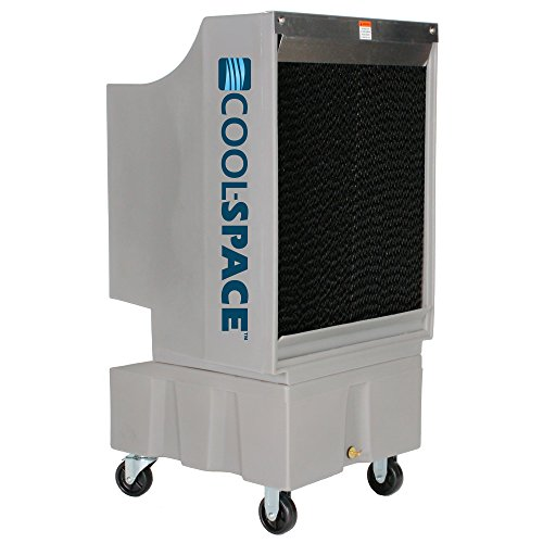 photo Wallpaper of Cool-Space-COOL SPACE CS 16 VD Variable Drive Portable Evaporative-Gray