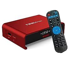 MaQue T95U Pro Amlogic S912 Octa-core 2GB 16GB LAN 100M/1000M with HD 4K Set Top Box 3D Dual-Band WiFi BT 4.0 Smart TV Box Media Player