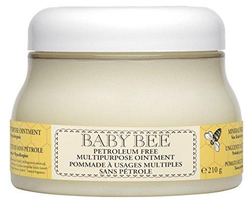 Burt's Bees Baby Bee Mehrzwecksalbe, 1er Pack (1 x 210 g)