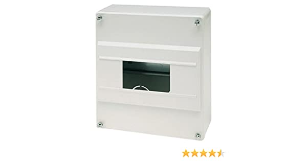 Famatel 3404 - Caja superficie automático hasta 8 elementos ...