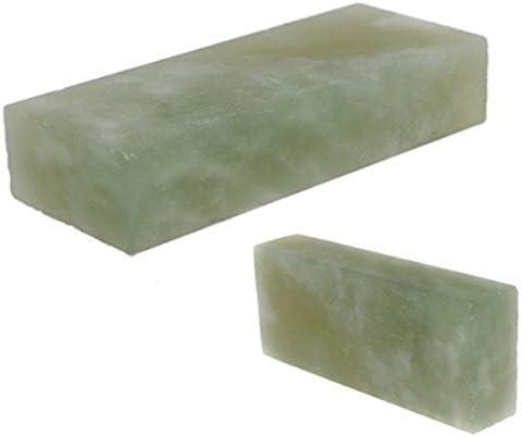 Nrpfell Piedra de amolar Piedra de afilar Cuchillo de Cocina de Piedra de amolar de Agua 10 Gravas