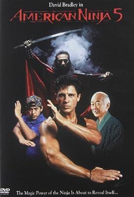 American Ninja 5 [Reino Unido] [DVD]: Amazon.es: Cine y ...
