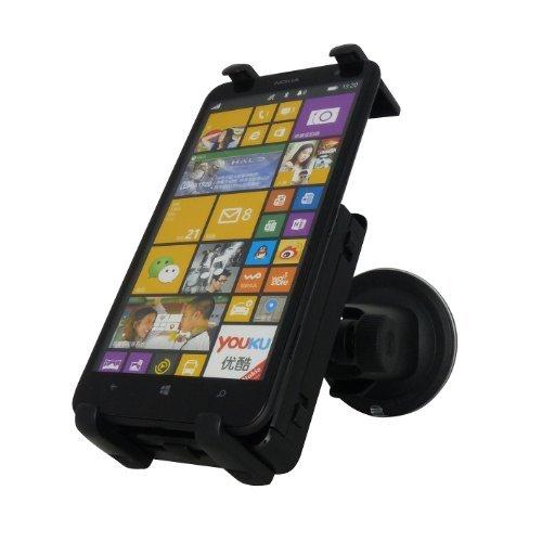 sumo:mobile Premium KFZ Autohalterung für Phablets Mini Tablet PCs Smartphones Halter für die Windschutzscheibe