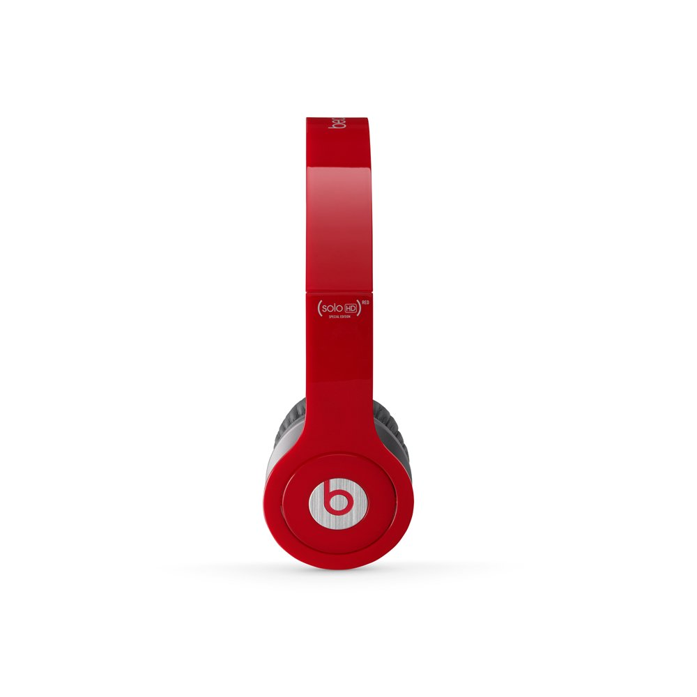 Amazon Beats Solo HD RED Edition On Ear Headphones Discontinued By Manufacturer Home Audio Theater