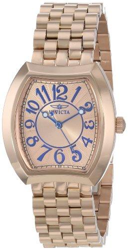 Invicta Women's 15042 Angel Analog Display Japanese Quartz Rose Gold Watch