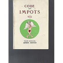 Code général des impots, texte officiel