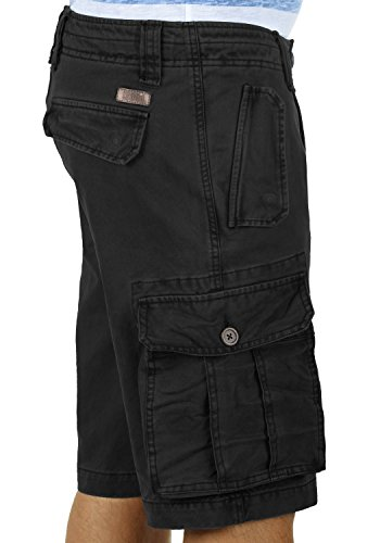 9000 Homme Pombal Shorts Black Solid Cargo w1W7AFqaa
