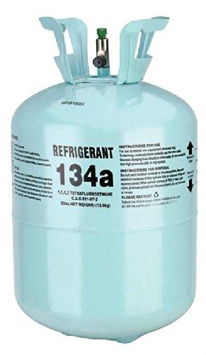 Johnsen's Automotive Refrigerant 30 Lb. Cylinder (R-134A-30) by Unknown