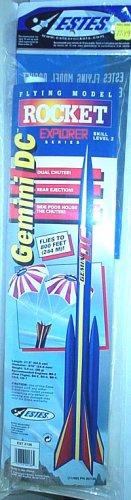 Estes Gemini DC Rocket Kit - 2136