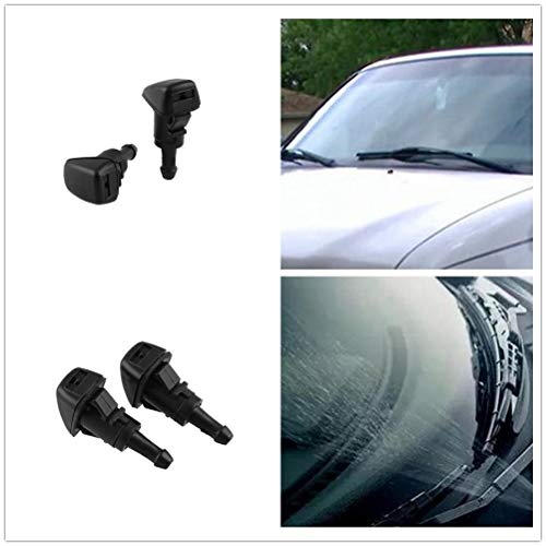 Windshield Washer Nozzle Cleaning Sprayer For Chrysler PT Cruiser Dodge Cheap Clearance Wholesale free postage (2pcs)]()