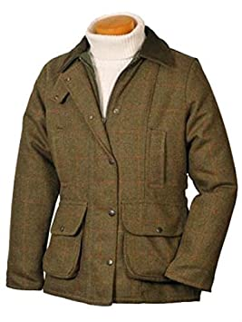 Hunter Outdoor Shooting Tweed - Chaqueta para Mujer: Amazon ...