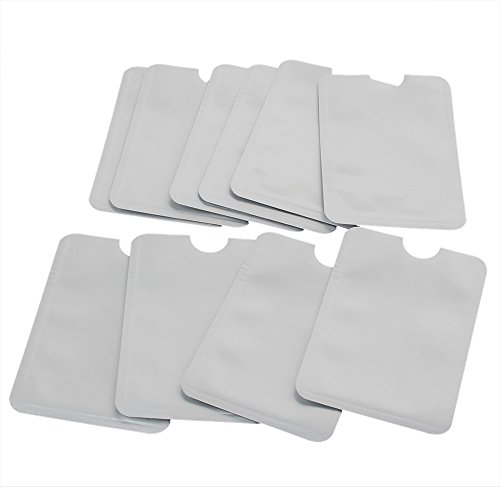RFID Blocking Sleeve Card Protector product image