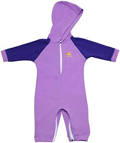 Nozone Kailua Sun Protective Hooded Baby Swimsuit - UPF 50+