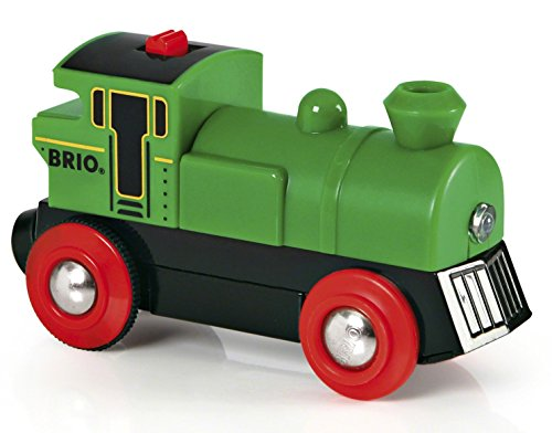 Brio Battery Powered Engine Train