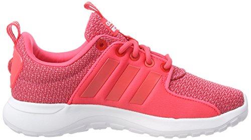 Pink de Zapatillas adidas White Mujer Footwear Deporte Red Racer CF Real 0 Para Shock Rosa Lite W wqRPX