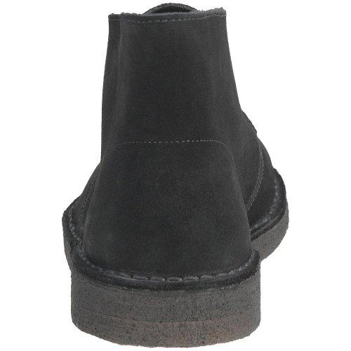Clarks Desert Boot Homme, Noir, 43 Eur, D