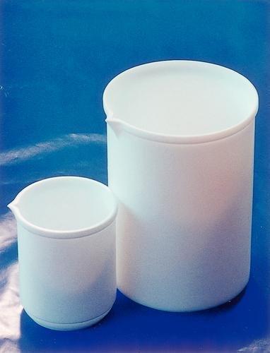 VWR PTFE 1000ml Beaker, # 89026-010 - 100 x 155mm, 1l